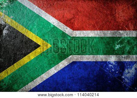 South Africa Grunge