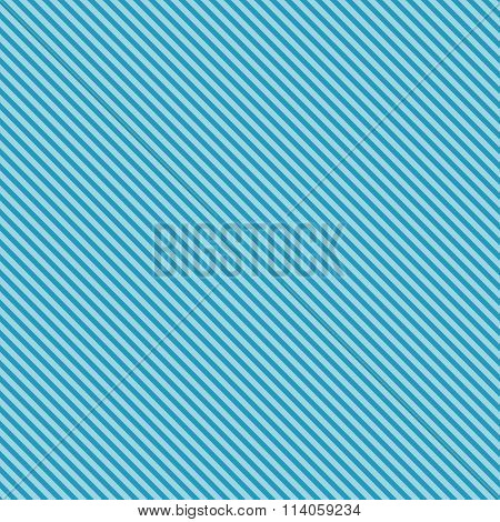 Seamless Blue Stripe Background