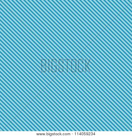 Seamless Blue Stripe Background