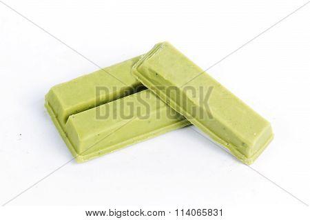 Green Tea Chocolate Wafer