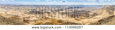Large Crater, Negev Desert