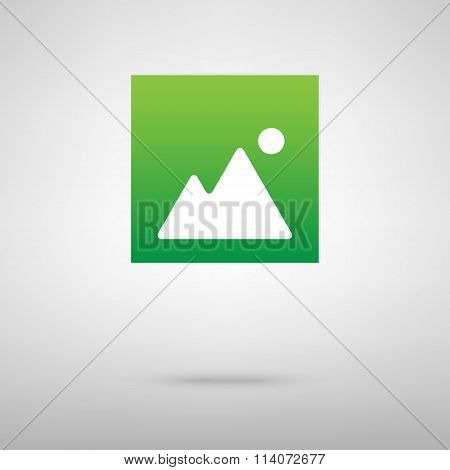 Simple image symbol