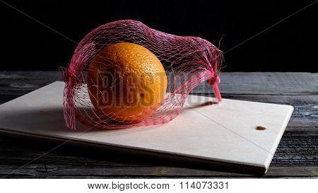 Orange On The Board
