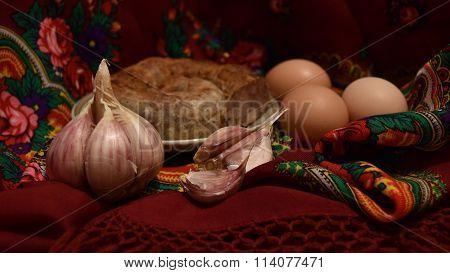 Traditional Ukrainian Food