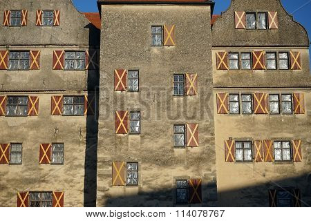 Wall And Windows
