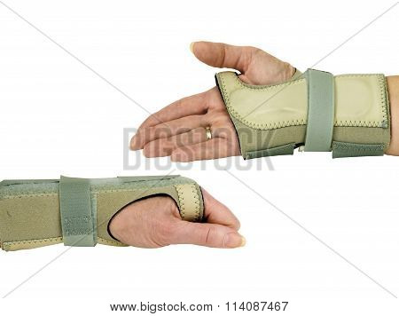Hand and Wrist Support