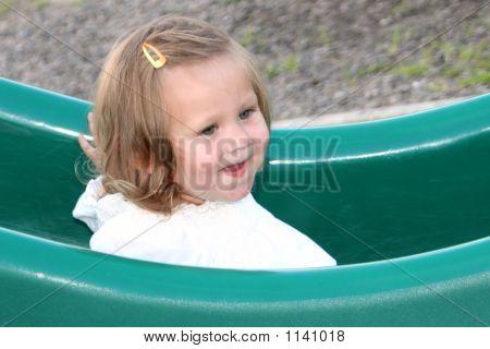 Sliding Board Smile