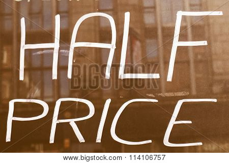Half Price Vintage