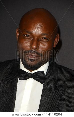 LOS ANGELES - JAN 10:  Jimmy Jean-Louis at the Weinstein Company & Netflix 2016 Golden Globe After Party at the Beverly Hilton on January 10, 2016 in Beverly Hills, CA