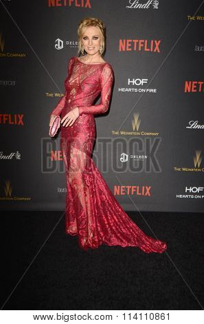 LOS ANGELES - JAN 10:  Bar Paly at the Weinstein Company & Netflix 2016 Golden Globe After Party at the Beverly Hilton on January 10, 2016 in Beverly Hills, CA