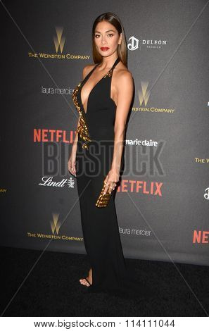 LOS ANGELES - JAN 10:  Nicole Scherzinger at the Weinstein Company & Netflix 2016 Golden Globe After Party at the Beverly Hilton on January 10, 2016 in Beverly Hills, CA