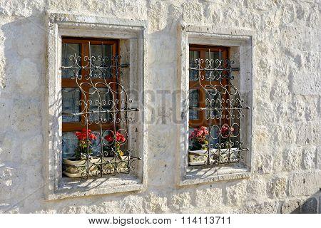 Cappadocia windows