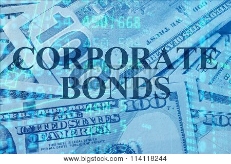 Words Corporate Bonds  with the financial data.