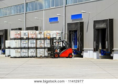 Forklift Transportation