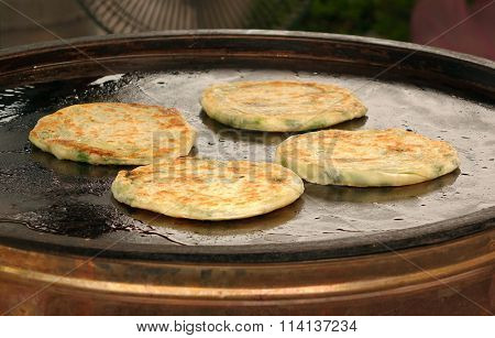 Fried Onion Patties