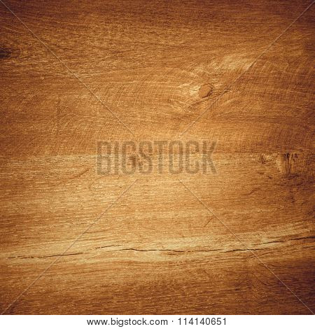 grunge wooden texture used as background