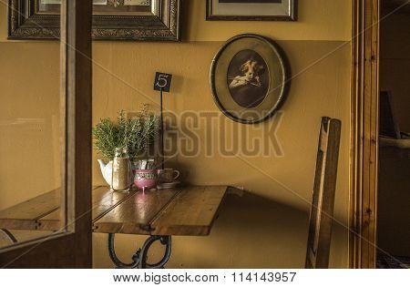 Quaint Coffee Shop