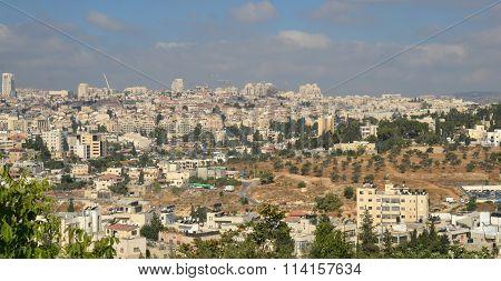 Jerusalem Panoramic View