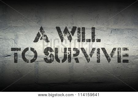 Will To Survive Gr