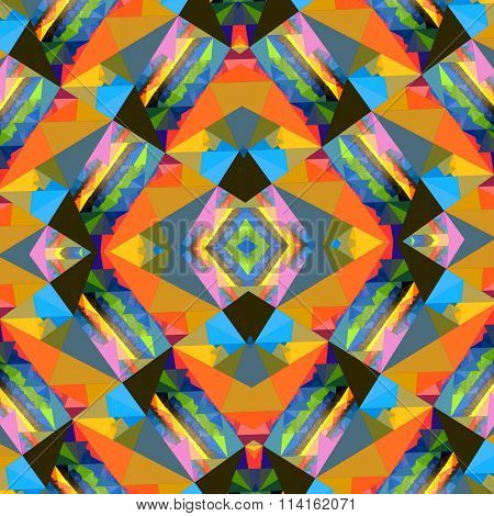 kaleidoscopic background