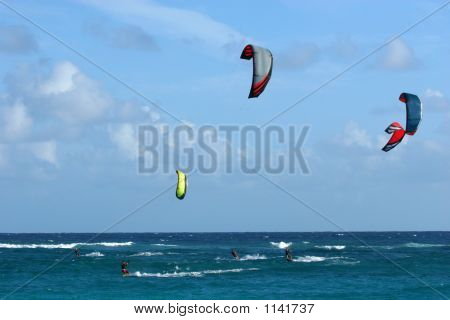 Kiters Day Out