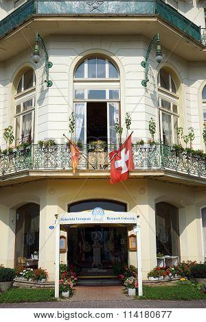 Maharishi European Reseach University