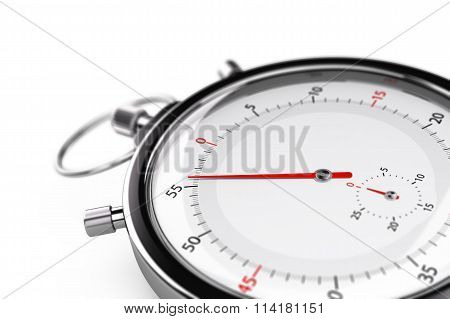 Stopwatch, Less Than One Minute