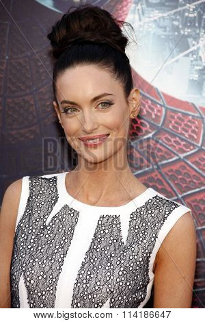 LOS ANGELES, CALIFORNIA - June 28, 2012. Alex Lombard at the Los Angeles premiere of