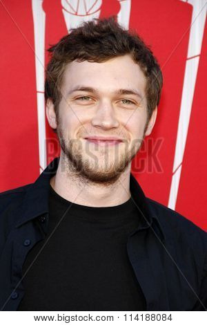 LOS ANGELES, CALIFORNIA - June 28, 2012. Phillip Phillips at the Los Angeles premiere of