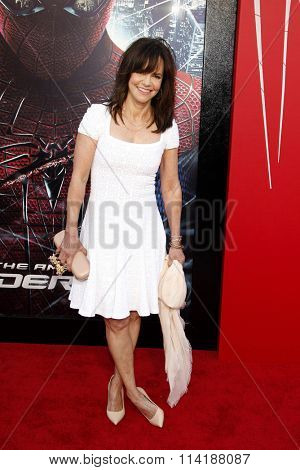 Sally Field at the Los Angeles premiere of