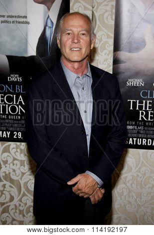 Frank Marshall at the Los Angeles Premiere of