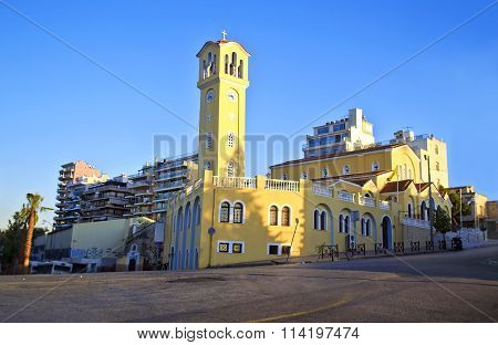 Zoodochos Pigi church at Piraeus Greece