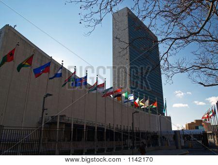 United Nation Headquarter In New York