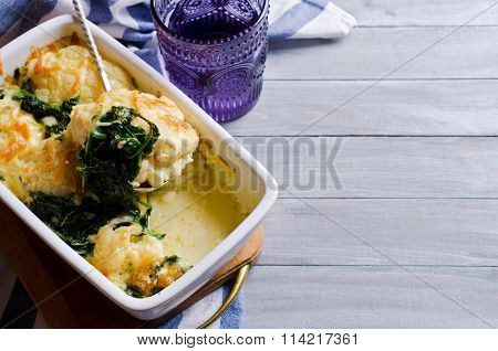 Casserole With Vegetables