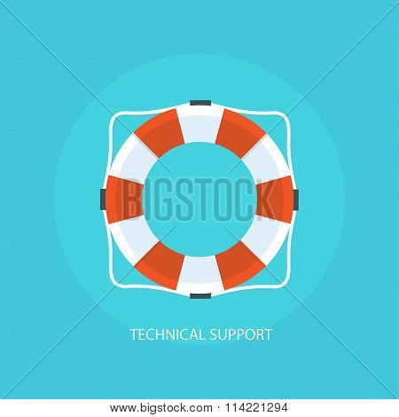 Vector Icons Technical Support