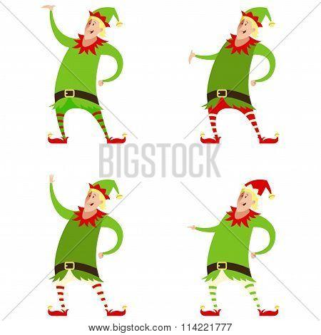 Set of elves