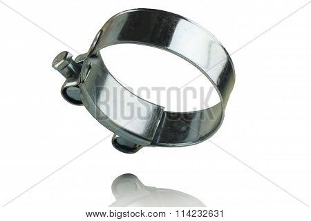 Galvanized Metal Clamp