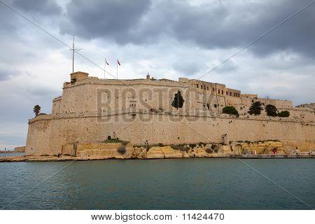 Ricasoli Fort. Malta