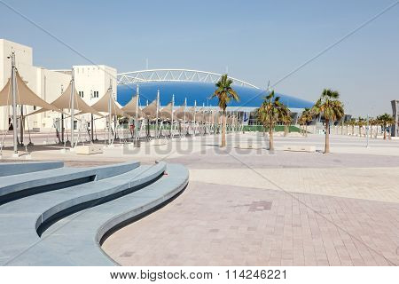 The Aspire Zone In Doha, Qatar