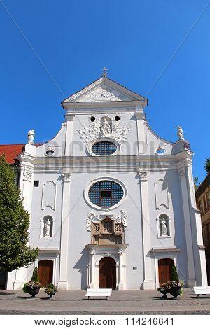 Franciscan Seminary Church, Kosice, Slovakia