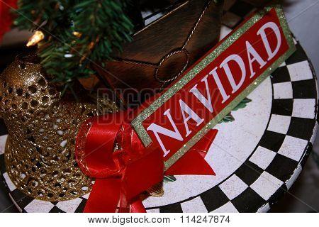 Navidad And Glitter