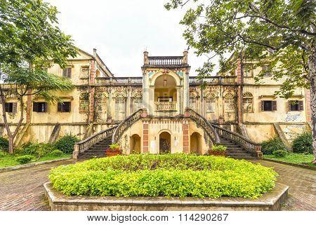 Hoang A Tuong palace panoramic