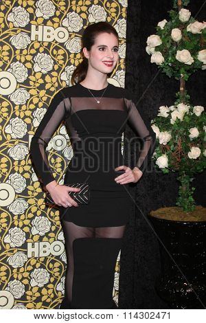 LOS ANGELES - JAN 10:  Vanessa Marano at the HBO Golden Globes After Party 2016 at the Beverly Hilton on January 10, 2016 in Beverly Hills, CA
