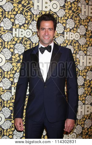 LOS ANGELES - JAN 10:  Troy Garity at the HBO Golden Globes After Party 2016 at the Beverly Hilton on January 10, 2016 in Beverly Hills, CA