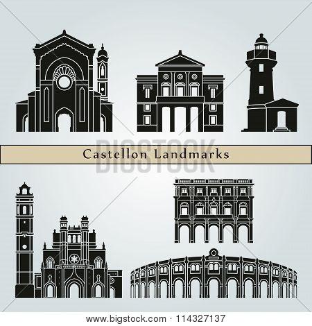 Castellon Landmarks