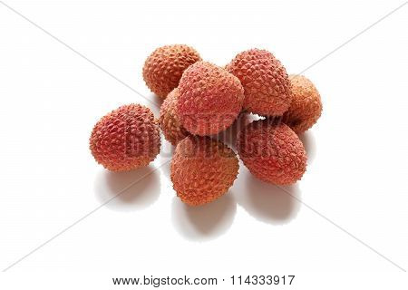lychee or litchi chinensis