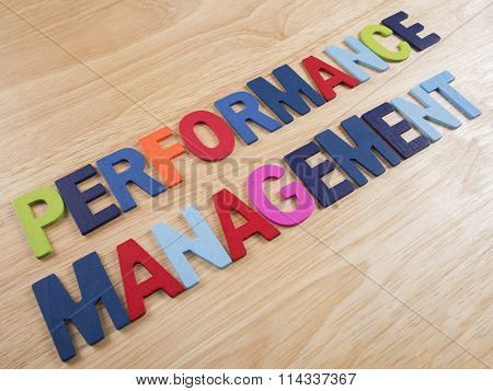 Performance Word