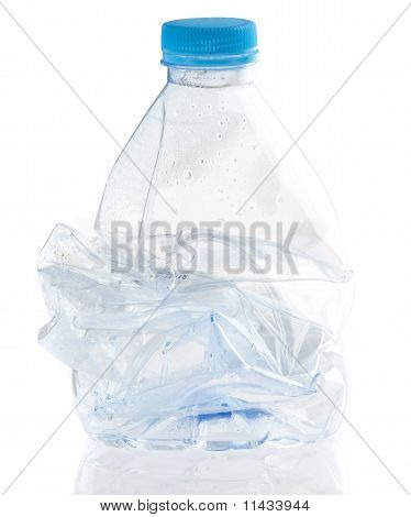 Crushed Bottle