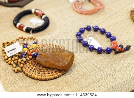 Traditional Chinese Amulet And Bracelets