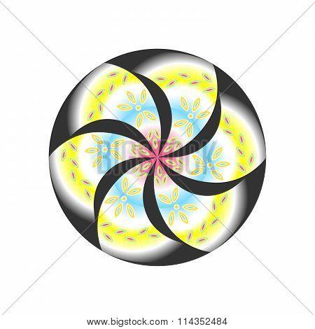 The Beautiful Mandala